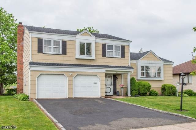 16 Trella Ter, Clifton City, NJ 07013 (MLS #3636257) :: Mary K. Sheeran Team