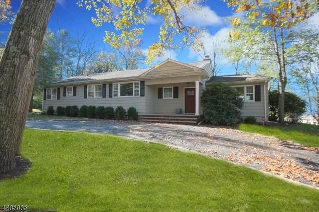 105 Great Hills Rd, Millburn Twp., NJ 07078 (MLS #3636269) :: Coldwell Banker Residential Brokerage