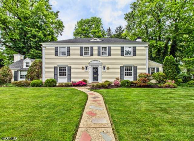 655 Lawnside Place., Westfield Town, NJ 07090 (MLS #3636321) :: The Premier Group NJ @ Re/Max Central