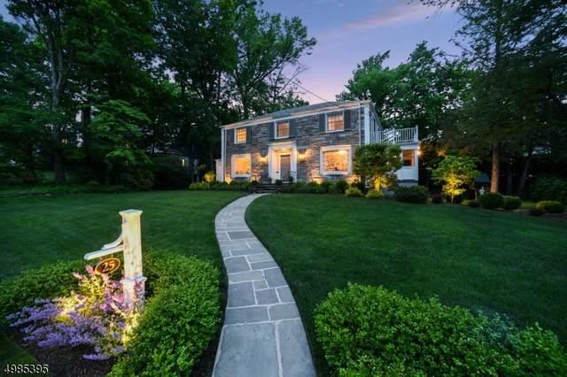 25 Barnsdale Rd, Millburn Twp., NJ 07078 (MLS #3636341) :: The Dekanski Home Selling Team