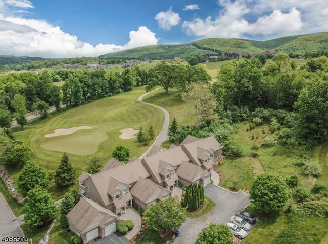 5 Clubhouse Rd #5, Hardyston Twp., NJ 07419 (MLS #3636407) :: William Raveis Baer & McIntosh