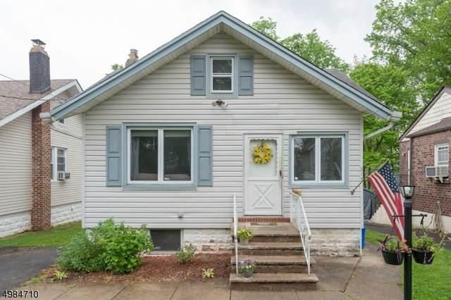 215 Grace St, Roselle Boro, NJ 07203 (MLS #3636409) :: Vendrell Home Selling Team