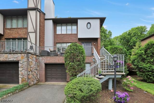 900 Valley Rd G5, Clifton City, NJ 07013 (MLS #3636416) :: Mary K. Sheeran Team