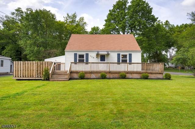 110 Woodlawn Ave, Bridgewater Twp., NJ 08807 (MLS #3636435) :: The Raymond Lee Real Estate Team