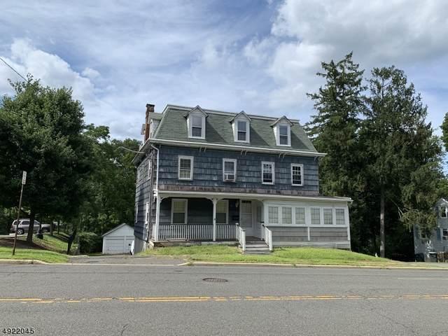 22 Whippany Rd, Hanover Twp., NJ 07981 (MLS #3636476) :: RE/MAX Select