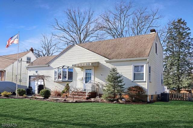760 Beverly Rd, Rahway City, NJ 07065 (#3636498) :: Daunno Realty Services, LLC