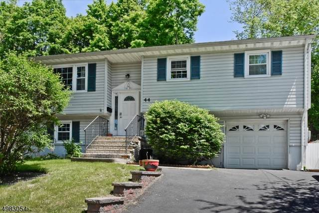 44 Holland Rd, Parsippany-Troy Hills Twp., NJ 07054 (MLS #3636574) :: RE/MAX Select