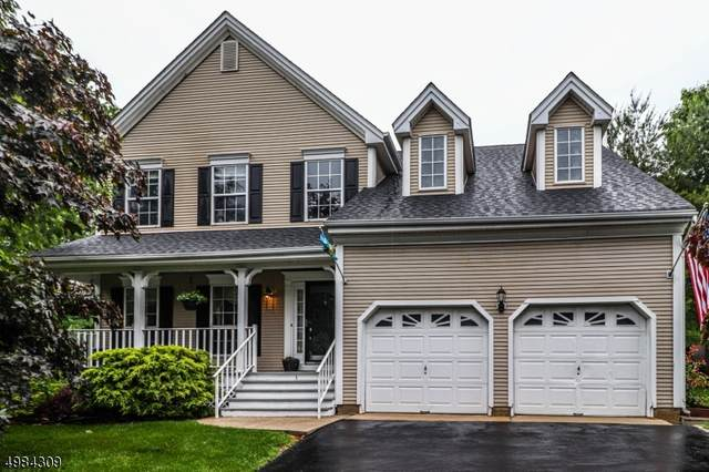 1 Winthrop Dr, Branchburg Twp., NJ 08876 (MLS #3636595) :: Mary K. Sheeran Team