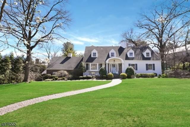 230 The By Way, Ridgewood Village, NJ 07450 (MLS #3636597) :: William Raveis Baer & McIntosh