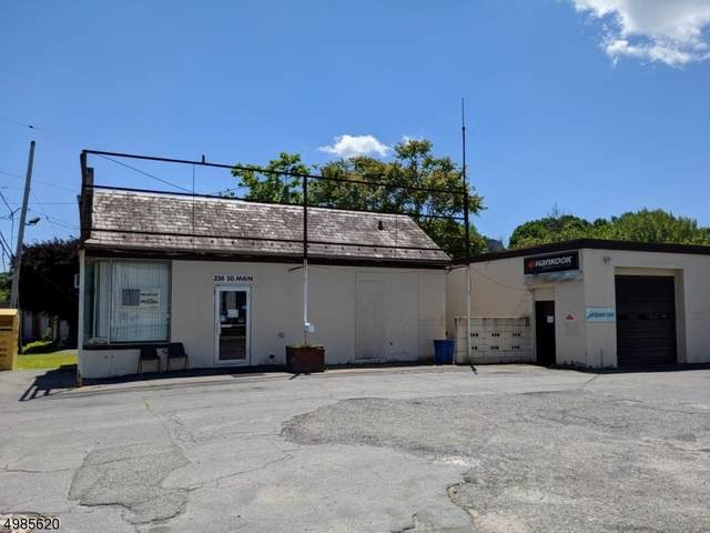 238 S Main St, Phillipsburg Town, NJ 08865 (MLS #3636605) :: SR Real Estate Group