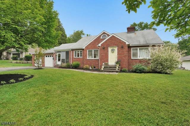 38 La Secla Pl, Berkeley Heights Twp., NJ 07922 (MLS #3636660) :: Mary K. Sheeran Team