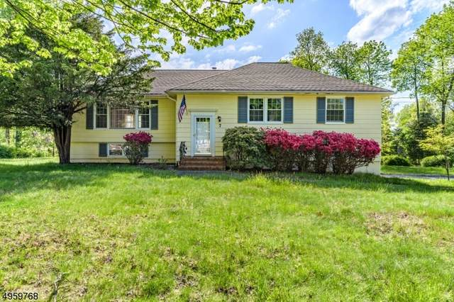 7 Spencer Ln, Warren Twp., NJ 07059 (MLS #3636671) :: The Raymond Lee Real Estate Team