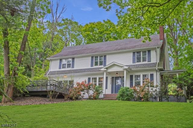 2286 Brookside Dr, Bridgewater Twp., NJ 08836 (MLS #3636711) :: The Raymond Lee Real Estate Team