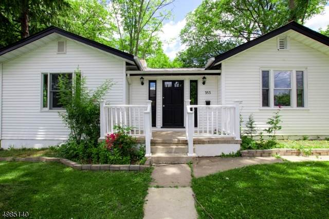 353 Lake Shore Dr, Parsippany-Troy Hills Twp., NJ 07034 (MLS #3636793) :: Mary K. Sheeran Team