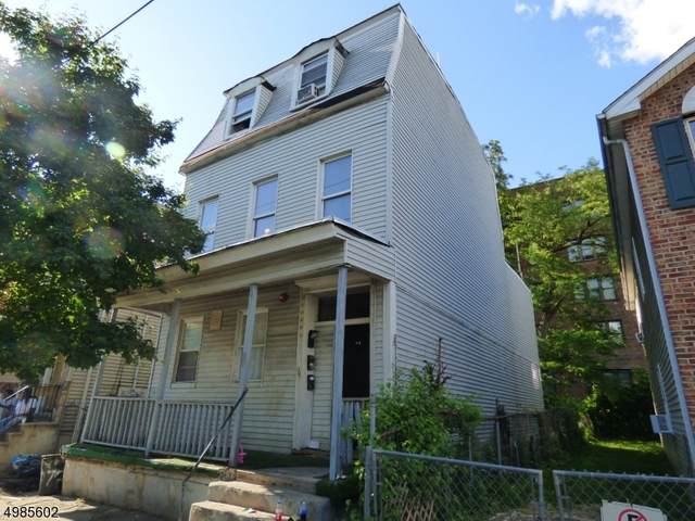 307 Van Houten St, Paterson City, NJ 07501 (MLS #3636839) :: The Douglas Tucker Real Estate Team