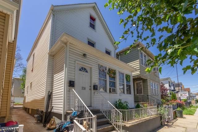 208 Fulton St, Elizabeth City, NJ 07206 (MLS #3636892) :: Vendrell Home Selling Team