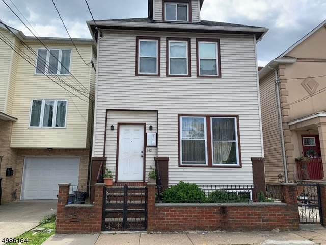 142 S Park St, Elizabeth City, NJ 07206 (MLS #3637008) :: The Raymond Lee Real Estate Team