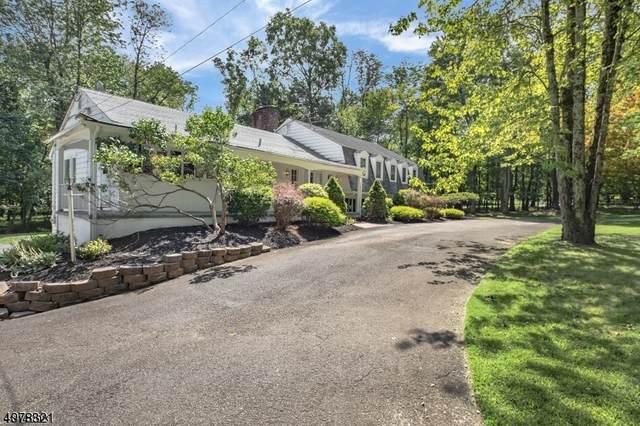 185 Knollwood Drive, Watchung Boro, NJ 07069 (MLS #3637017) :: The Raymond Lee Real Estate Team