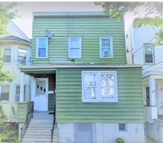 20 Dean St, West Orange Twp., NJ 07052 (MLS #3637019) :: The Sikora Group