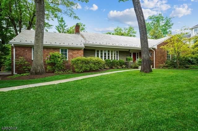 87 Slope Dr, Millburn Twp., NJ 07078 (MLS #3637039) :: Coldwell Banker Residential Brokerage