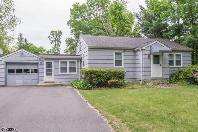 1 Knoll Rd, Parsippany-Troy Hills Twp., NJ 07005 (MLS #3637166) :: RE/MAX Select
