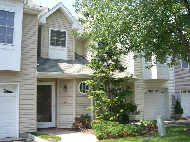 34 Angela Way #34, Berkeley Heights Twp., NJ 07922 (MLS #3637168) :: Mary K. Sheeran Team