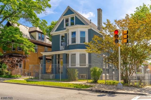 96 N Munn Ave #3, Newark City, NJ 07106 (MLS #3637200) :: Vendrell Home Selling Team