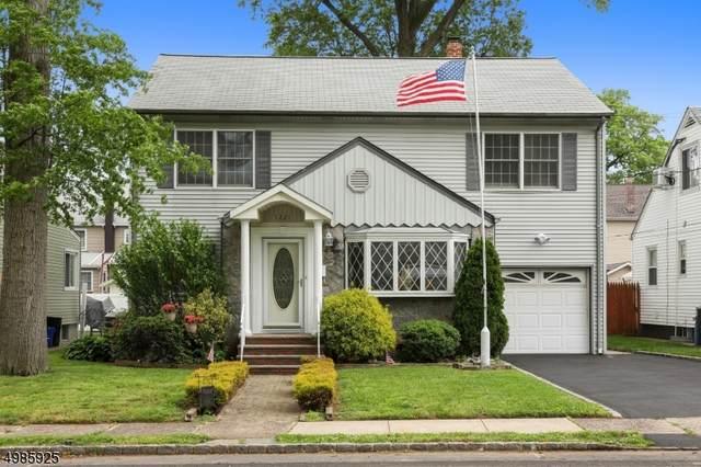 1221 Oak Pl, Union Twp., NJ 07083 (MLS #3637223) :: Mary K. Sheeran Team