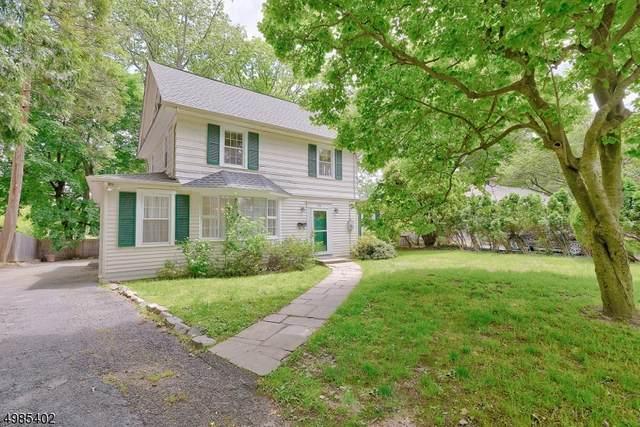 24 Winding Way, Millburn Twp., NJ 07078 (MLS #3637246) :: Coldwell Banker Residential Brokerage