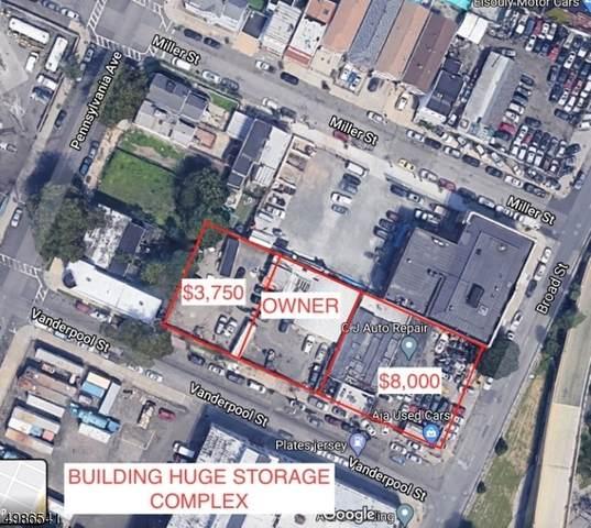 1231 Broad St, Newark City, NJ 07102 (MLS #3637273) :: Vendrell Home Selling Team