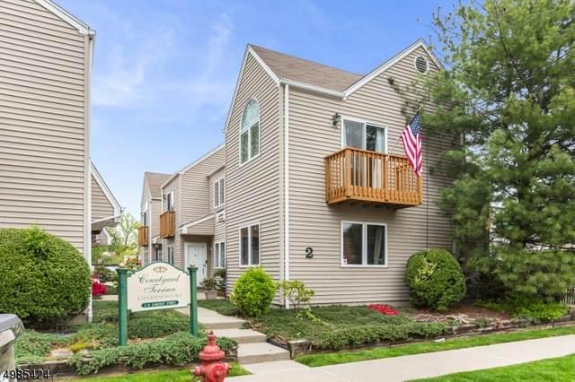 2 Sargent St Apt 2 #2, Nutley Twp., NJ 07110 (#3637298) :: Bergen County Properties