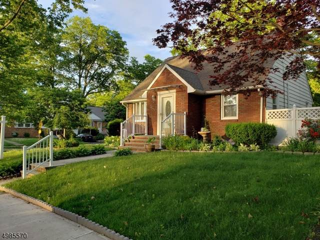 475 Madison Ave, Rahway City, NJ 07065 (#3637350) :: Daunno Realty Services, LLC