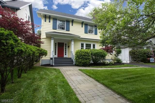 11 Princeton Pl, Montclair Twp., NJ 07043 (MLS #3637359) :: Vendrell Home Selling Team