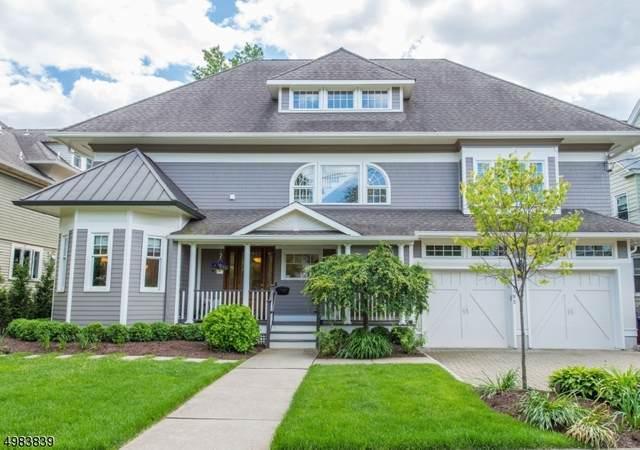 193 Walnut St, Montclair Twp., NJ 07042 (MLS #3637379) :: Vendrell Home Selling Team