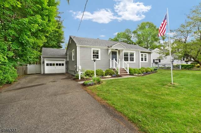 9 Lake Dr, Mendham Boro, NJ 07945 (MLS #3637400) :: RE/MAX Select