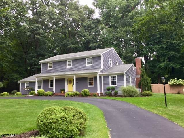 9 Heritage Ln, Scotch Plains Twp., NJ 07076 (#3637489) :: Daunno Realty Services, LLC
