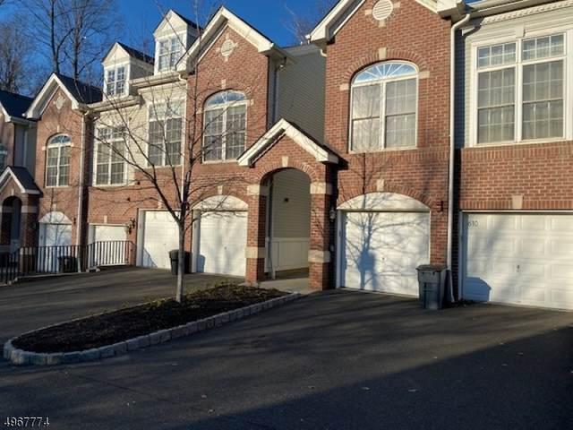 609 Donato Cir, Scotch Plains Twp., NJ 07076 (#3637555) :: Nexthome Force Realty Partners