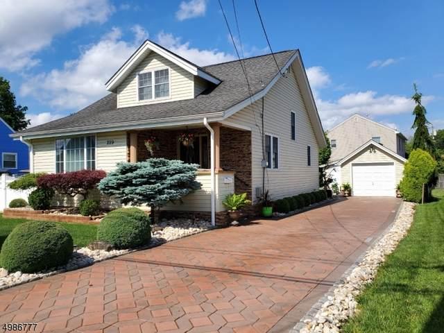 229 S 18Th Ave, Manville Boro, NJ 08835 (MLS #3637569) :: SR Real Estate Group