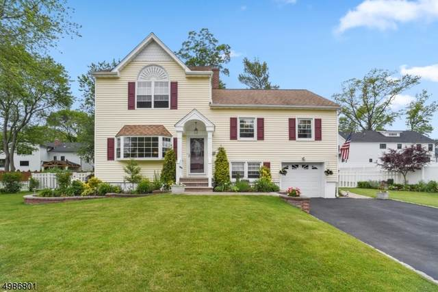 33 Moss Ave, Westfield Town, NJ 07090 (MLS #3637573) :: RE/MAX Select