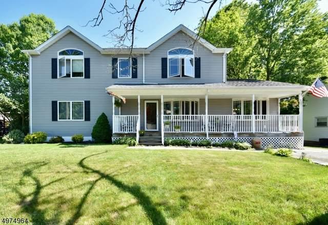 36 Overlook Dr, Jefferson Twp., NJ 07438 (MLS #3637609) :: The Dekanski Home Selling Team