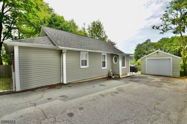 119 Brooklyn Rd, Stanhope Boro, NJ 07874 (MLS #3637626) :: William Raveis Baer & McIntosh