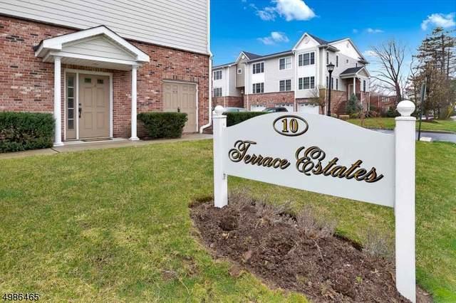 10 Terrace Ave Unit 4 #4, Hasbrouck Heights Boro, NJ 07604 (MLS #3637630) :: The Sue Adler Team
