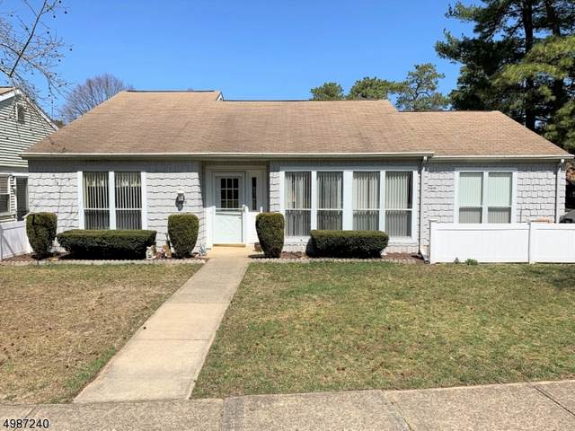 760 Liverpool Cir 760B, Manchester Twp., NJ 08759 (#3637899) :: Nexthome Force Realty Partners