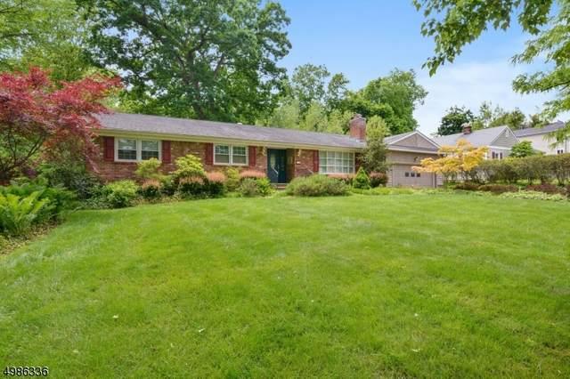 72 Hillside Ave, Florham Park Boro, NJ 07932 (MLS #3637916) :: RE/MAX Select