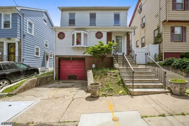 16 Ivy St, Newark City, NJ 07106 (MLS #3638011) :: Mary K. Sheeran Team