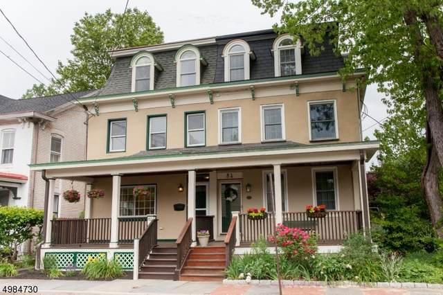 82 Delevan St, Lambertville City, NJ 08530 (#3638062) :: Jason Freeby Group at Keller Williams Real Estate