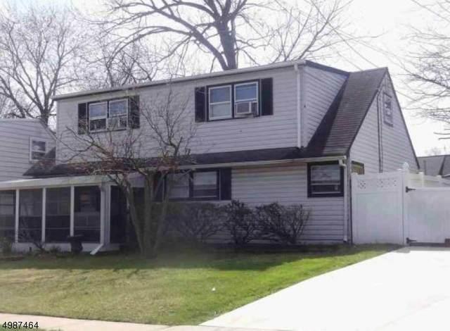 33 Ash St, Carteret Boro, NJ 07008 (MLS #3638111) :: Coldwell Banker Residential Brokerage