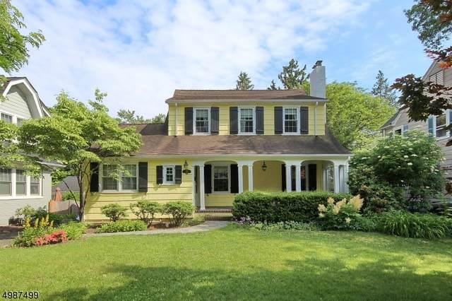 116 Wellington Ave, Millburn Twp., NJ 07078 (MLS #3638149) :: Coldwell Banker Residential Brokerage
