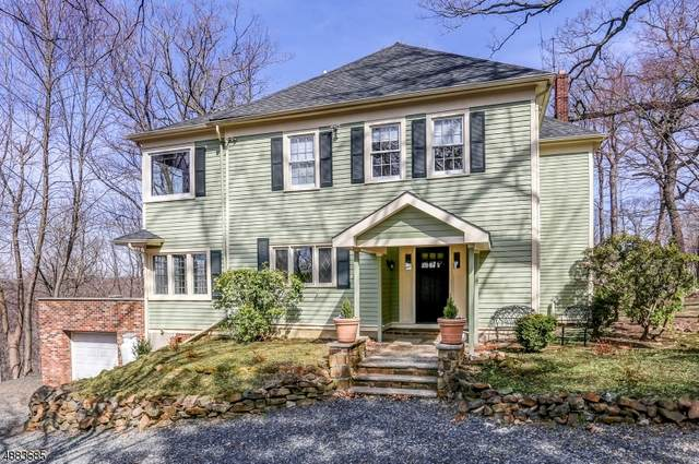 126 Oaks Rd, Long Hill Twp., NJ 07946 (MLS #3638182) :: The Karen W. Peters Group at Coldwell Banker Realty