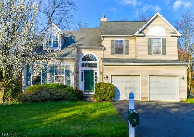 61 York Dr, Montgomery Twp., NJ 08540 (MLS #3638454) :: Team Francesco/Christie's International Real Estate